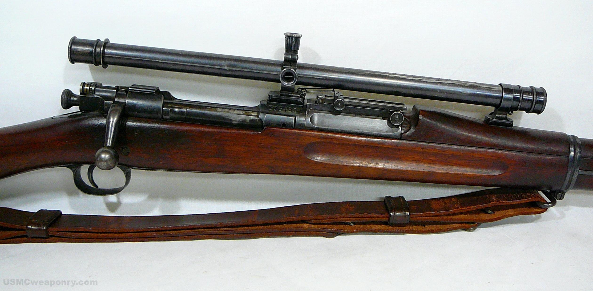 USMC M1903 A5 Sniper Rifle | USMCWeaponry com